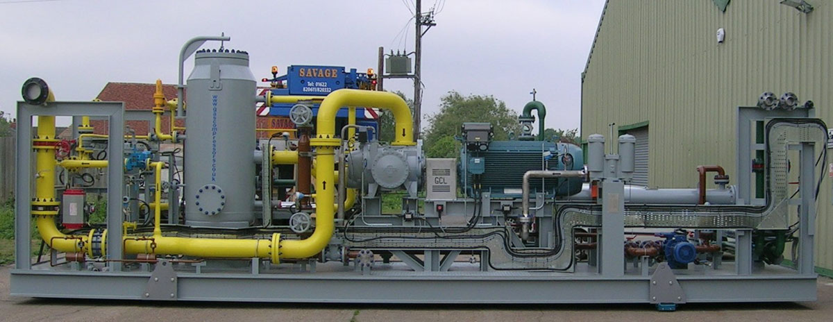 Training Control and operation Of Centrifugal Gas Compressors