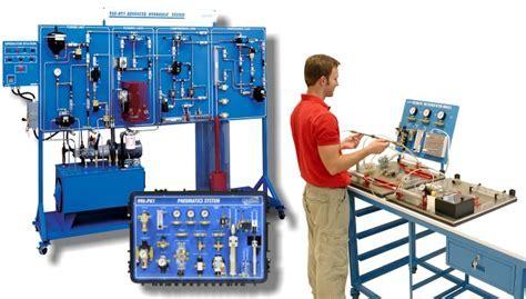 Pelatihan Hydraulic dan Pneumatic Maintenance dan Troubleshooting