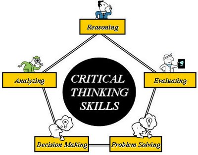 Informasi Pelatihan Excellent Critical Thinking Skills