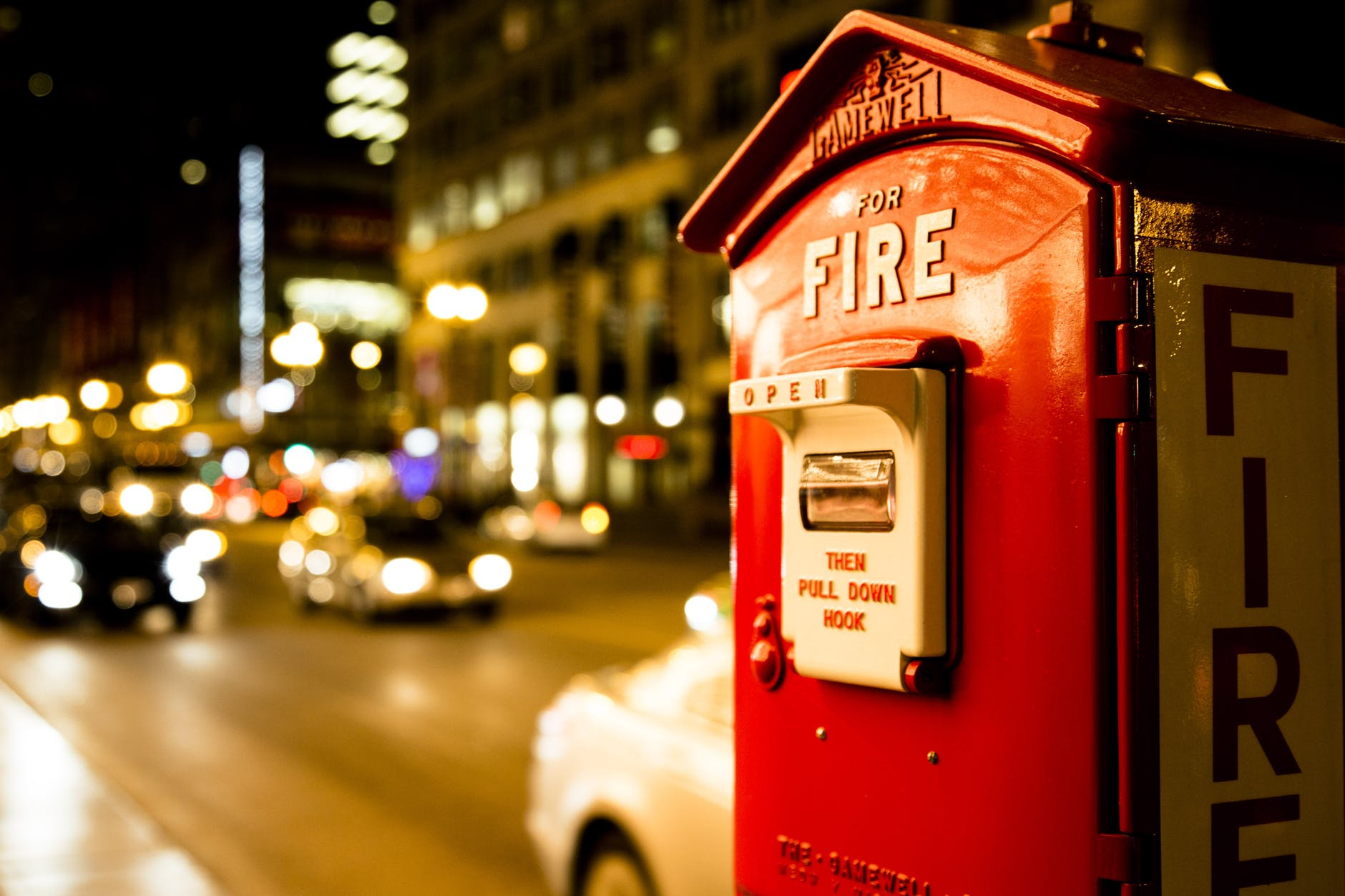 Pelatihan Fire Prevention & Protection System