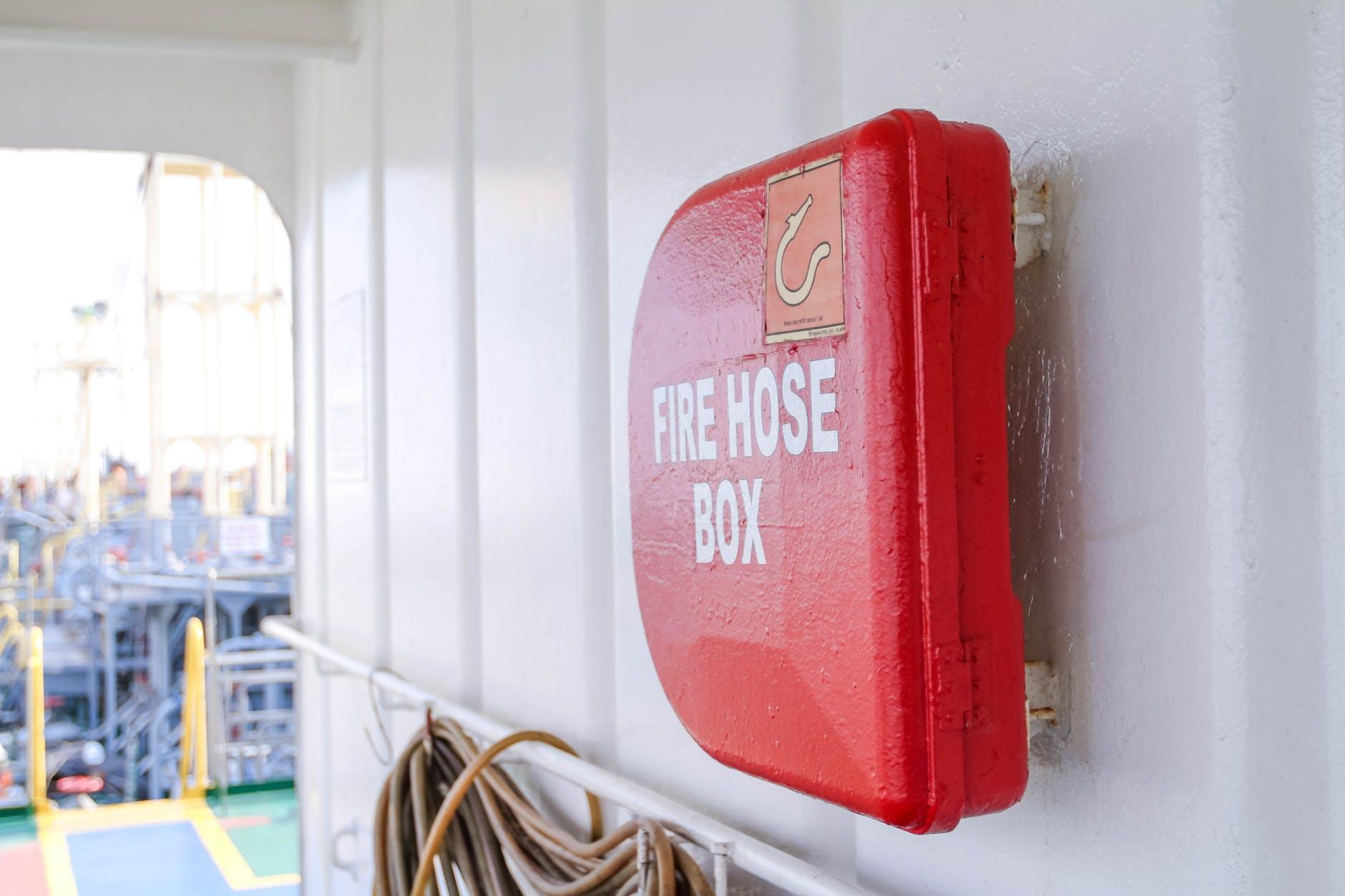 Pelatihan Fire Safety
