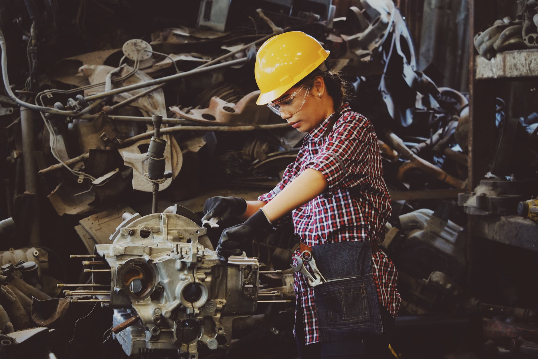 Pelatihan Troubleshooting, Inspection, And Monitoring Of Machinery