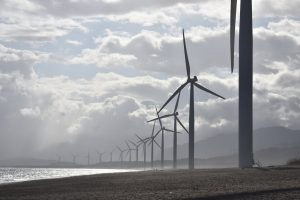 Training Pembangkit Listrik Tenaga Bayu (Wind Turbine Power Plant)